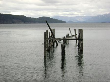 Lago Villarino - Patagonia Argentina